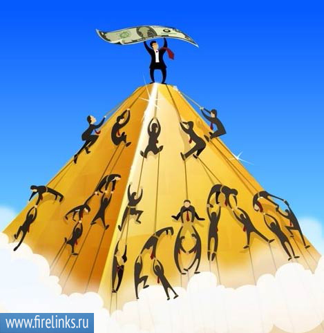 пирамида финансов в России