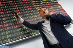 Заработок на скачках акций