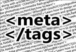 Оптимизация мета тегов в коде сайта