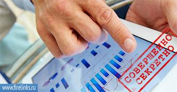 Анализ графика биржи