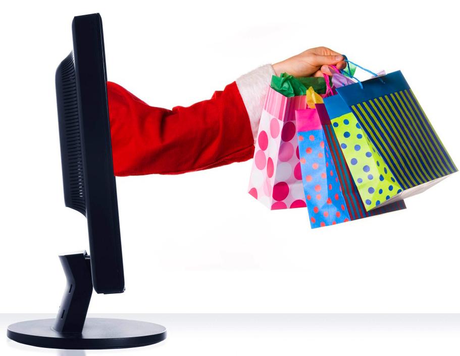 Продажа продукции через компьютер