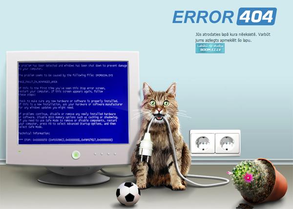 Кот с проводом монитора в зубах.