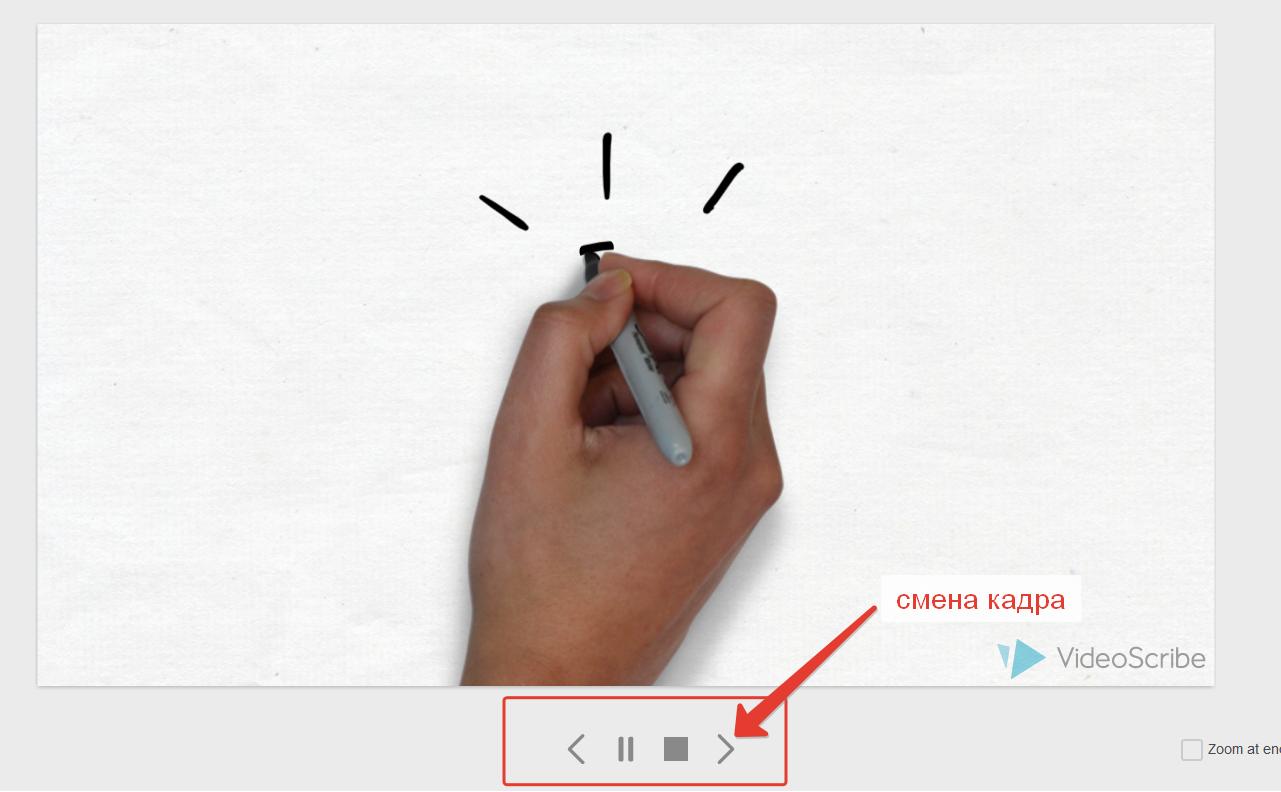 Как сделать рисованную презентацию в Sparkol 2.0?