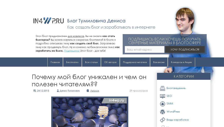 Итоги конкурса на лучший блог 2015 года по версии firelinks.ru