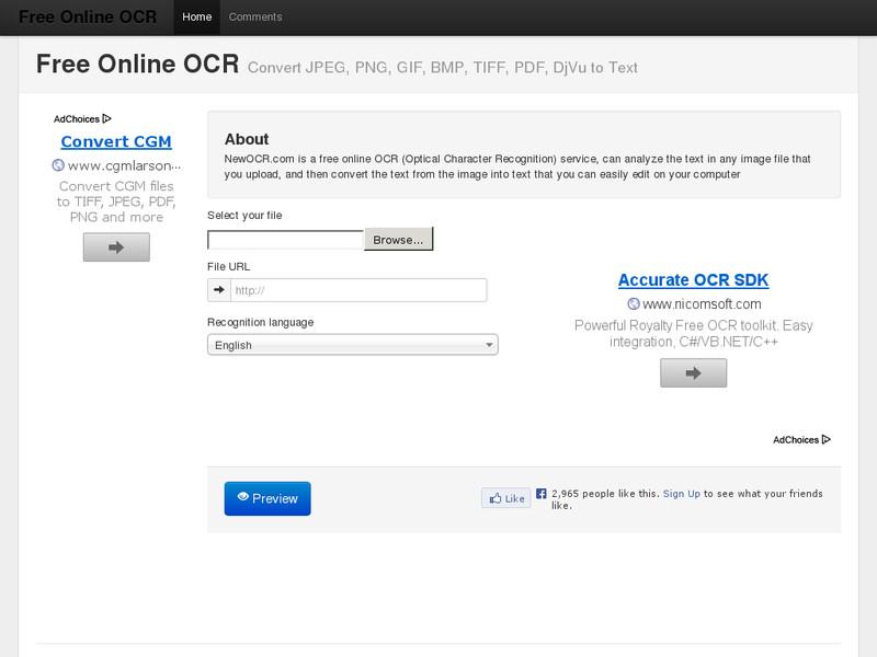 Лучшие программы и сервисы для онлайн распознавание текста бесплатно