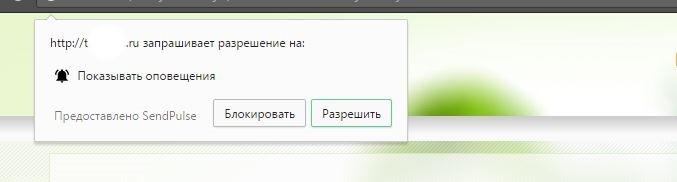 Push уведомления что это и как установить на сайт, пошаговая инструкция
