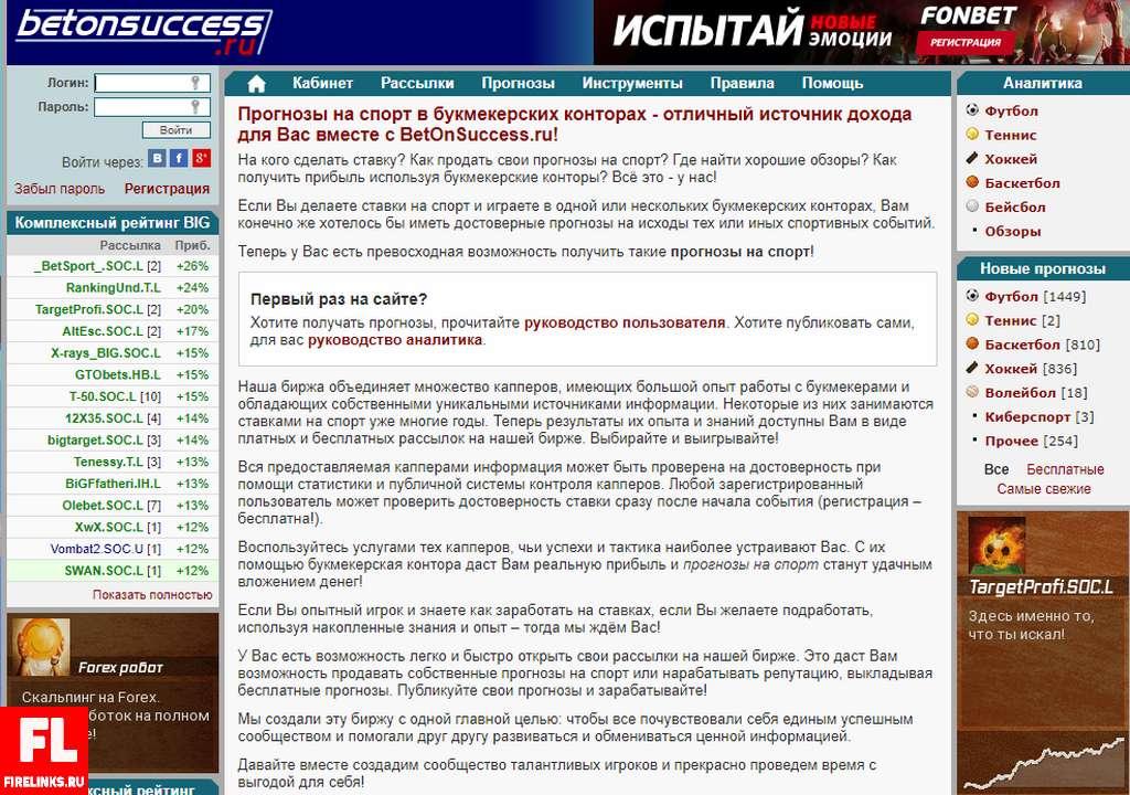 Ставки на спорт прогнозы бесплатно от профессионалов: ТОП-7 мошенников в интернете и их схемы + ТОП-5 легальных бирж для ставок и заработка