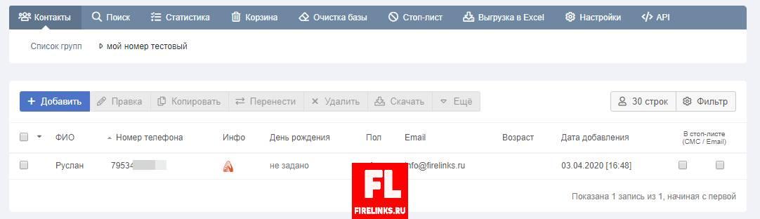 Сервисы смс рассылок: создание новой компании