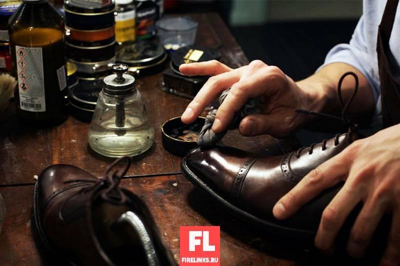Мастерская по ремонту обуви идея бизнеса